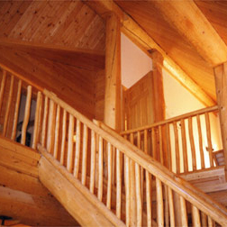 Paradise Mountain Log Homes | A Hand-Crafted Log Home Packages